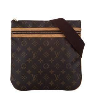 Louis Vuitton Monogram Canvas Pochette Bosphore Bag