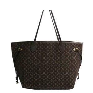 Louis Vuitton Brown Monogram Idylle Canvas Neverfull MM Bag