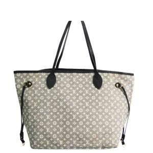 Louis Vuitton Grey Monogram Idylle Canvas Neverfull MM Bag