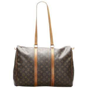 Louis Vuitton Brown Monogram Canvas Sac Flanerie 45 Bag