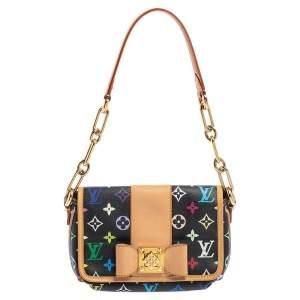 Louis Vuitton Multicolor Monogram Canvas Patti Shoulder Bag