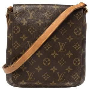 Louis Vuitton Monogram Canvas Musette Salsa Shoulder Bag