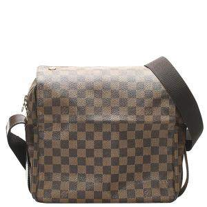 Louis Vuitton Damier Canvas Ebene Naviglio Messenger Bag