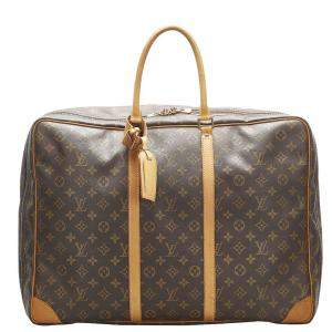 Louis Vuitton Monogram Canvas Sirius 55 Bag