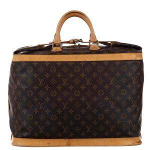 Louis Vuitton Monogram Canvas Cruiser 50 Bag