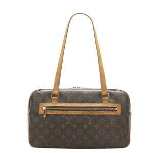 Louis Vuitton Monogram Canvas Cite GM Bag