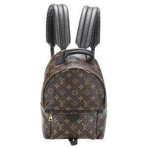 Louis Vuitton Monogram Canvas Palm Springs PM Backpack Bag