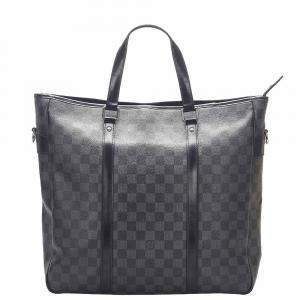 Louis Vuitton Damier Graphite Canvas Tadao PM Bag