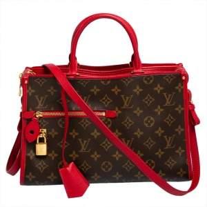 Louis Vuitton Cerise Monogram Canvas Popincourt PM Bag