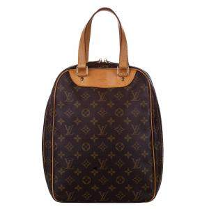 Louis Vuitton Monogram Canvas Excursion Bag