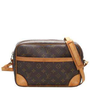 Louis Vuitton Monogram Canvas Trocadero 27 Shoulder Bag