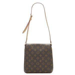 Louis Vuitton Monogram Canvas Musette Salsa Long Strap bag