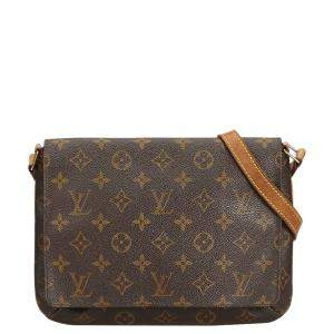 Louis Vuitton Monogram Musette Tango Short Strap bag