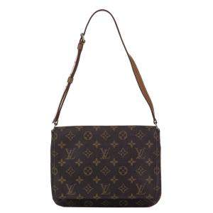 Louis Vuitton Monogram Musette Tango Short Strap bag