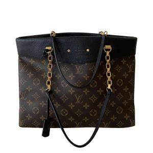 Louis Vuitton Monogram Canvas Pallas Shopper Tote bag