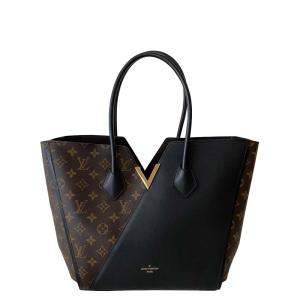 Louis Vuitton Monogram Canvas Kimono MM Tote Bag