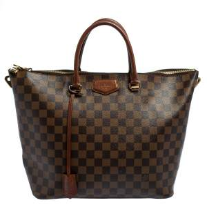 Louis Vuitton Damier Ebene Canvas Belmont Bag