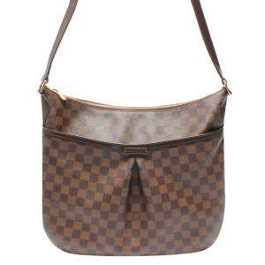 Louis Vuitton Damier Ebene Canvas Bloomsbury GM Bag
