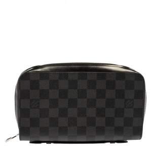 Louis Vuitton Damier Graphite Canvas Zippy XL Wallet