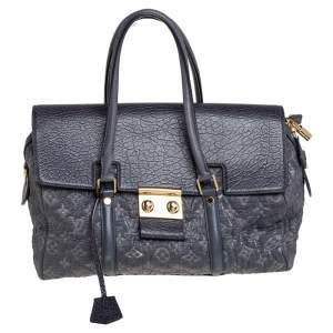 Louis Vuitton Gris Monogram Limited Edition Volupte Psyche Bag