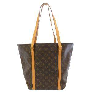 Louis Vuitton Monogram Canvas Sac Shopping 48 Bag