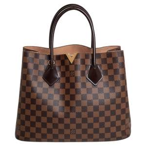 Louis Vuitton Damier Ebene Canvas Kensington Bag