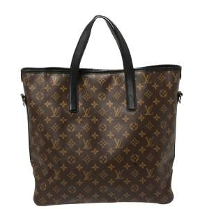 Louis Vuitton Monogram Macassar Canvas Davis Bag