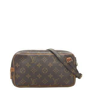 Louis Vuitton Monogram Canvas Marly Bandouliere Bag