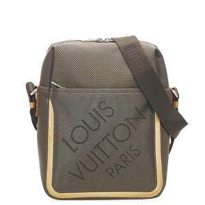 Louis Vuitton Brown Damier Geant Canvas Citadin Messenger Bag