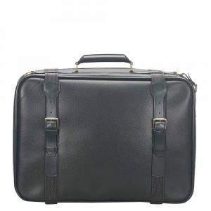 Louis Vuitton Black Taiga Leather Satellite 53 Bag