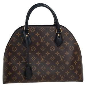 Louis Vuitton Monogram Canvas Alma B'N'B Bag