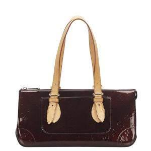 Louis Vuitton Monogram Vernis Rosewood Avenue Bag