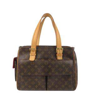 Louis Vuitton Monogram Canvas Multipli-Cite Bag