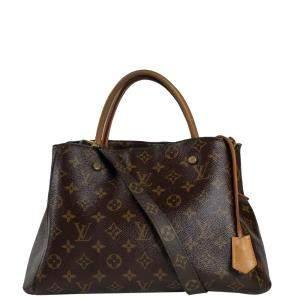 Louis Vuitton Monogram Canvas Montaigne Bag