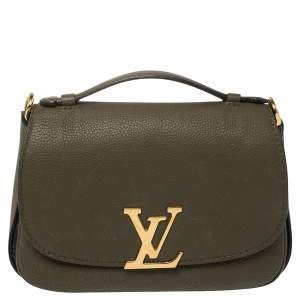Louis Vuitton Army Leather Neo Vivienne Bag