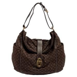Louis Vuitton Fusain Monogram Canvas Idylle Romance Bag