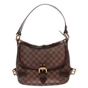 Louis Vuitton Damier Canvas Highbury Bag