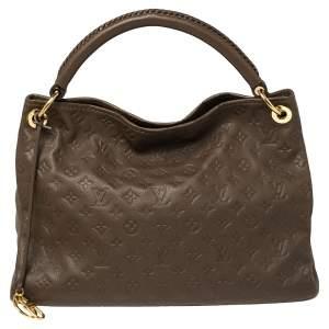 Louis Vuitton Ombre Monogram Empreinte Leather Artsy MM Bag