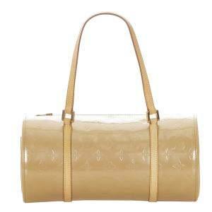 Louis Vuitton Brown Monogram Vernis Bedford Bag