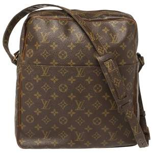 Louis Vuitton Monogram Canvas Vintage Maraceau GM Bag