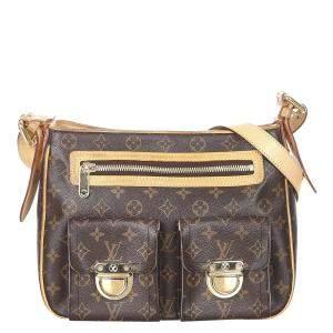Louis Vuitton Monogram Canvas Hudson GM Bag