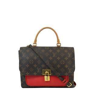Louis Vuitton Monogram Canvas Marignan Top Handle Bag