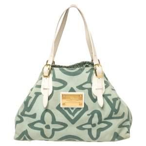 Louis Vuitton Menthe Tahitienne Cabas Limited Edition PM Bag