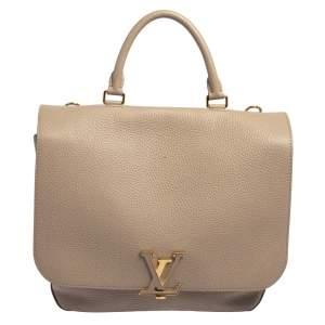 Louis Vuitton Galet Taurillon Leather Volta Bag