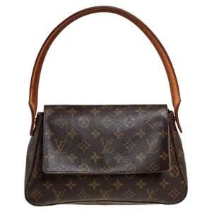 Louis Vuitton Monogram Canvas Looping PM Bag