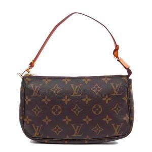 Louis Vuitton Monogram Canvas Pochette Vintage Bag