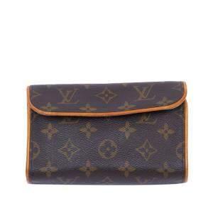 Louis Vuitton Monogram Canvas Florentine Vintage Belt Bag