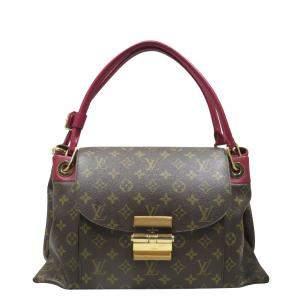 Louis Vuitton Monogram Canvas Olympe MM Bag