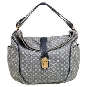 Louis Vuitton Encre Monogram Idylle Canvas Romance Bag