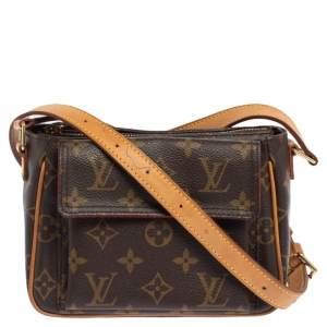 Louis Vuitton Monogram Canvas Viva Cite PM Bag